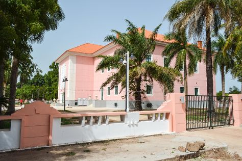 Presidential Palace, Bissau, Guinea-Bissau