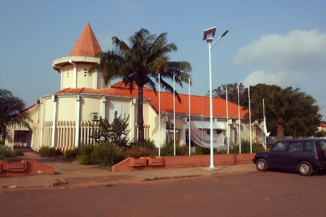 Museu Nacional, Bissau, Guinea-Bissau