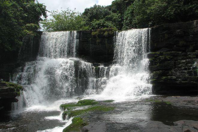 Les Cascades De La Soumba, Dubreka, Guinea