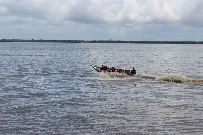 Essequibo River, Potaro-Siparuni, Guyana