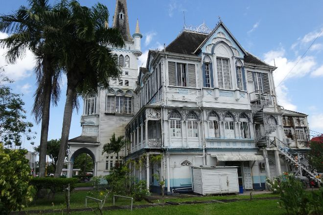 Georgetown City Hall, Georgetown, Guyana