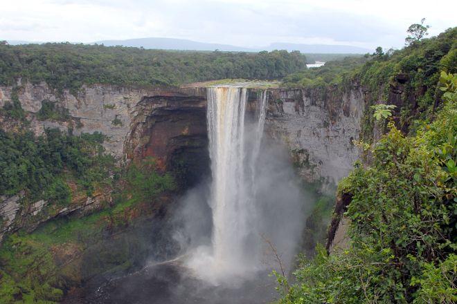 Kaieteur Falls, Potaro-Siparuni, Guyana