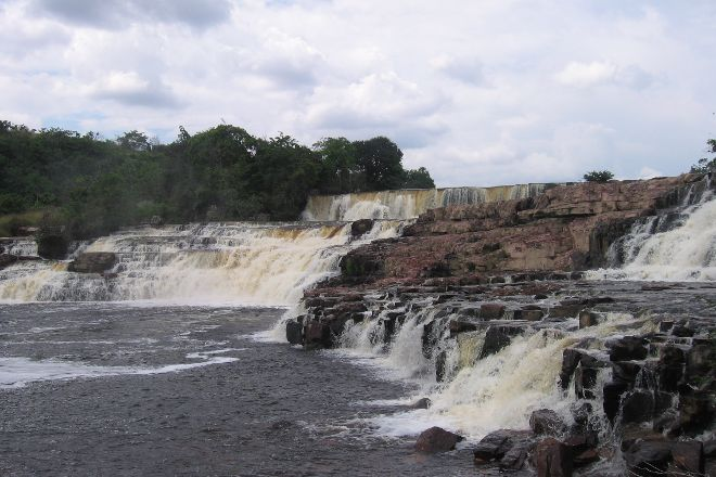 Orinduik Falls, Orinduik, Guyana