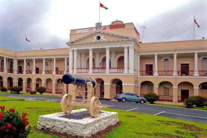 Parliament Bldg, Georgetown, Guyana