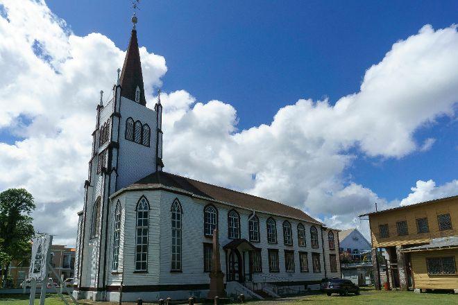 St. Andrew's Kirk, Georgetown, Guyana