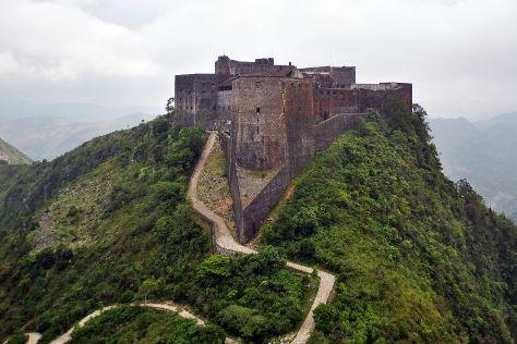 National History Park - Citadel, Sans Souci, Ramiers, Nord Department, Haiti