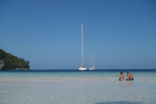 A Paradise Cove Escape and Haitian Village Experience, Labadee, Haiti