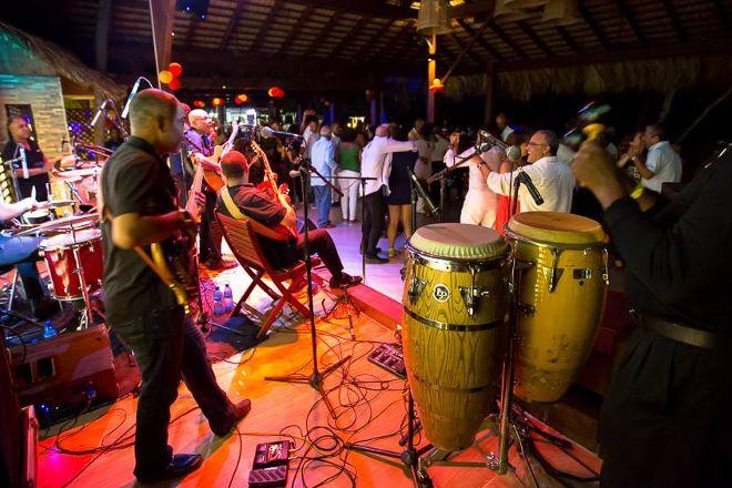 Cafe Sur Mer at Moulin Sur Mer, Montrouis, Haiti