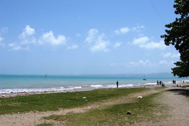 Gelee Beach, Les Cayes, Haiti