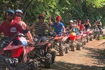 ATV Buggy Jungle Tours, Roatan, Honduras