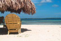 Bando Beach, Utila, Honduras