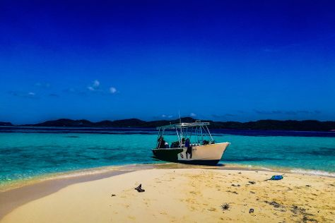 Blue Island Divers, Sandy Bay, Honduras