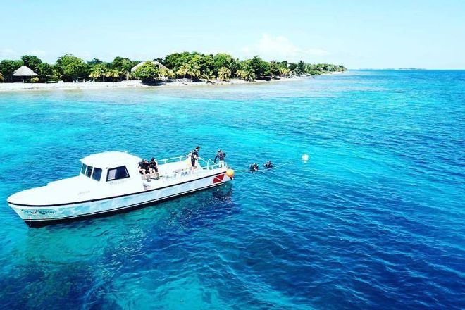 Captain Morgan's Dive Centre, Utila, Honduras