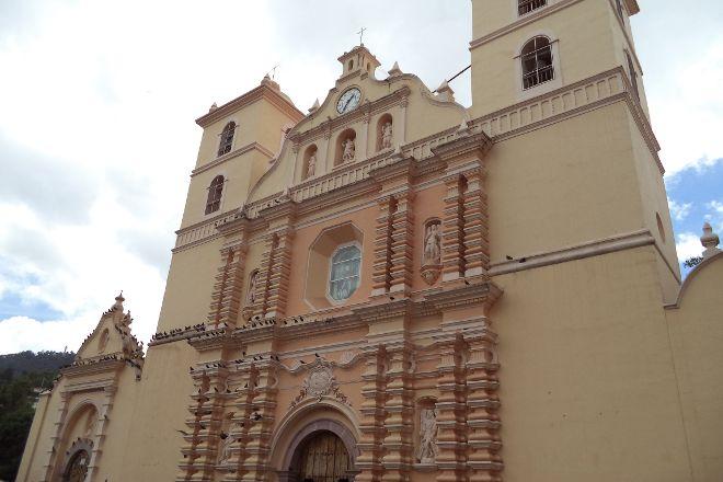 Catedral de San Miguel, Tegucigalpa, Honduras
