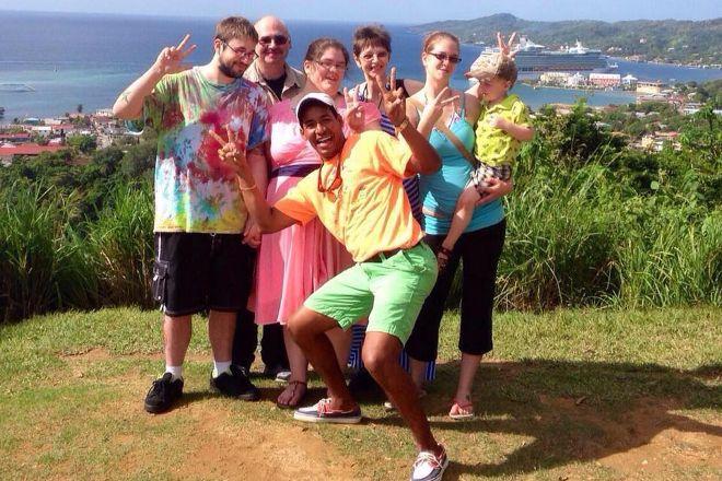 Cleves' Tours and Adventures, Roatan, Honduras