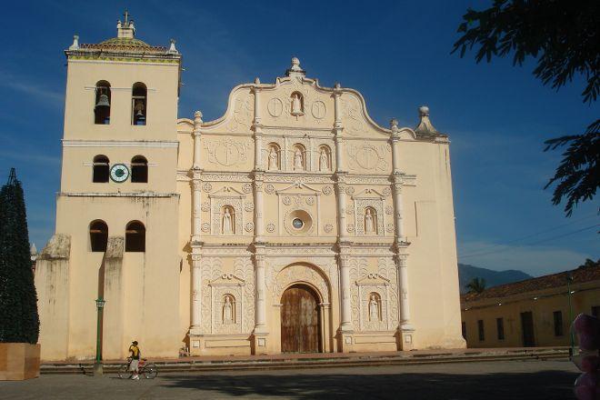 El Reloj de la Catedral, Comayagua, Honduras