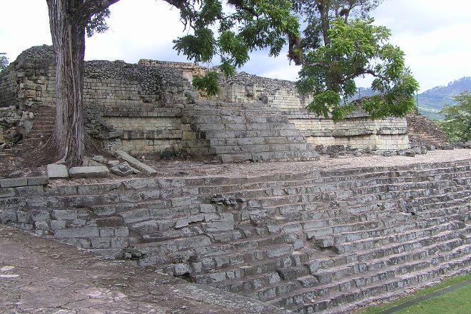 Parque Arqueologico Rio Amarillo, Santa Rosa de Copan, Honduras
