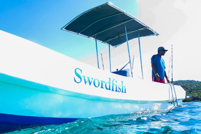 Swordfish Roatan, West End, Honduras
