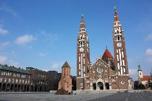 Dom Square, Szeged, Hungary