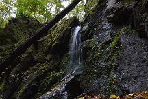Ilona waterfall, Paradfurdo, Hungary