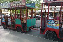 Lokomotiv Kisvonat / Road Train Tihany, Tihany, Hungary