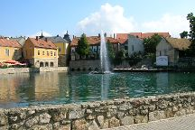 Malom Lake, Tapolca, Hungary