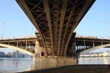 Margaret Bridge, Budapest, Hungary