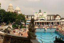 St. Gellert Thermal Bath and Swimming Pool