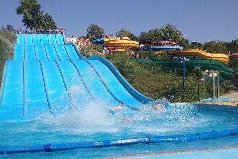 Aquarena, Mogyorod, Hungary