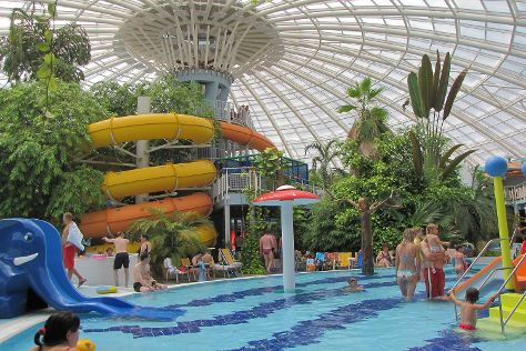 Aquaticum Medicinal and Thermal Baths, Debrecen, Hungary