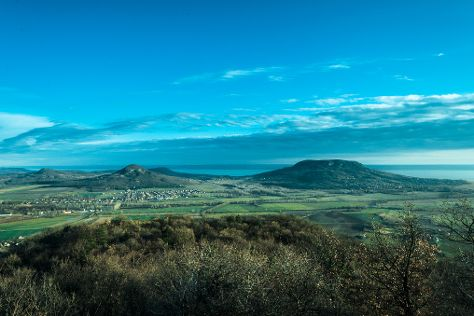 Badacsony Volcano Valley, Badacsony, Hungary