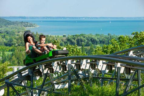 BalatoniBob Leisure Park, Balatonfuzfo, Hungary