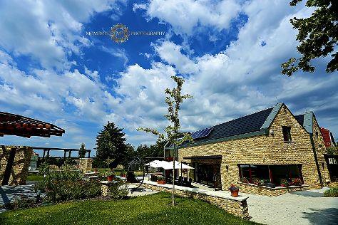 Basilicus Wine Culture Center, Tarcal, Hungary