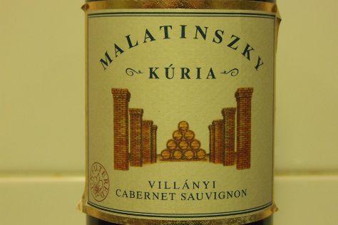 Malatinszky Kuria Organic Wine Estate, Siklos, Hungary