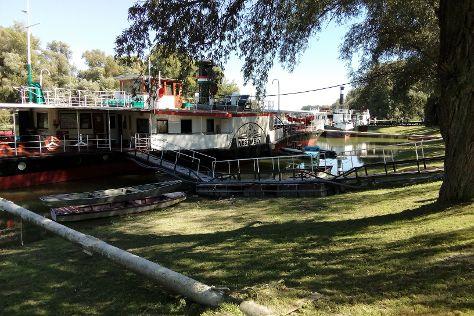 Neszmely Boat Museum, Neszmely, Hungary