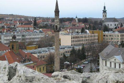 Torok Kori Minaret, Eger, Hungary