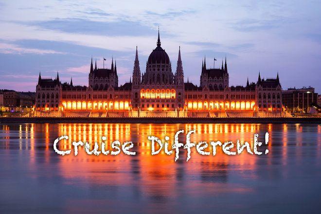 Admiral River Cruises, Budapest, Hungary