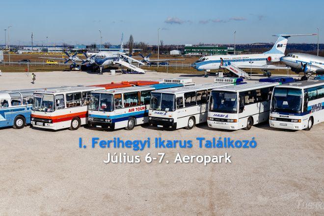 Aeropark Budapest, Budapest, Hungary
