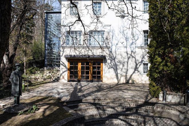 Bela Bartok Memorial House, Budapest, Hungary