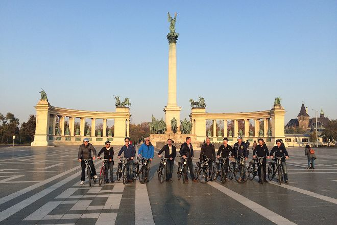 Best Bike Tours Budapest, Budapest, Hungary