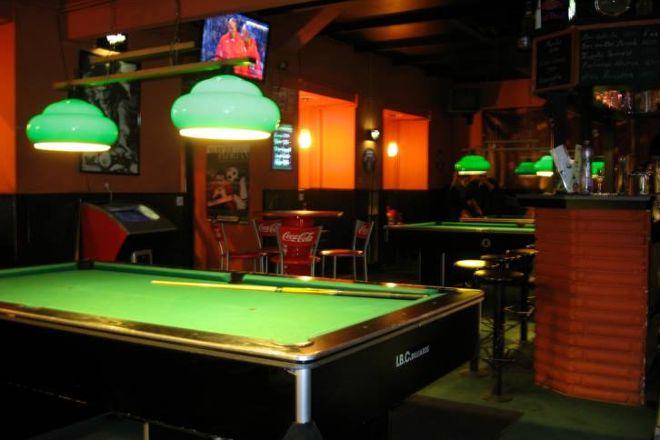 Black Pool Biliard, Budapest, Hungary