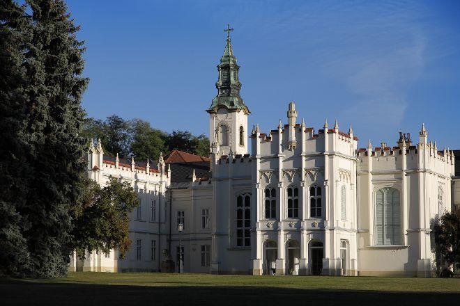 Brunszvik - Kastelypark, Beethoven Emlekmuzeum, Martonvasar, Hungary