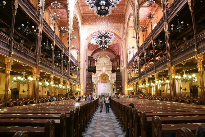 Budapest Jewish Heritage Tours, Budapest, Hungary