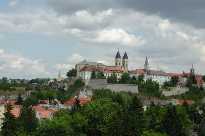 Castle Hill (Veszpremi Varhegy), Veszprem, Hungary