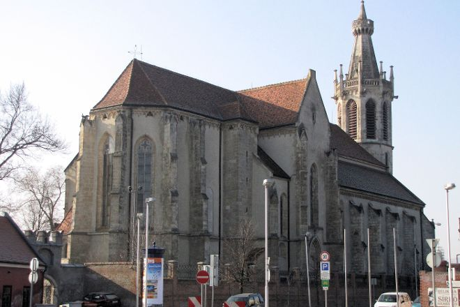 Church of St Michael, Sopron, Hungary