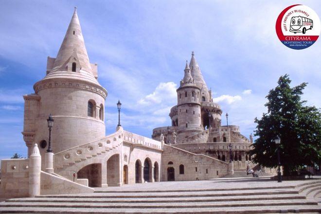 Cityrama Sightseeing Tours, Budapest, Hungary