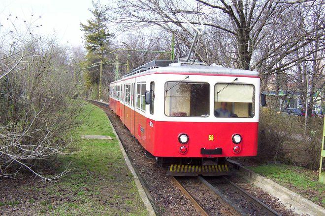 Cogwheel Railroad Budapest, Budapest, Hungary