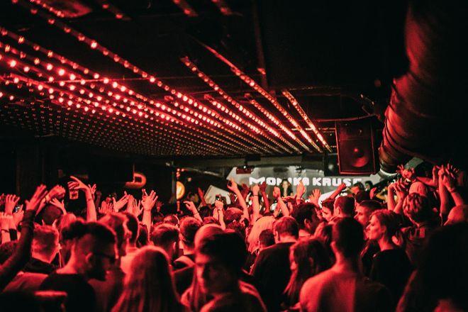 Corvin Club, Budapest, Hungary