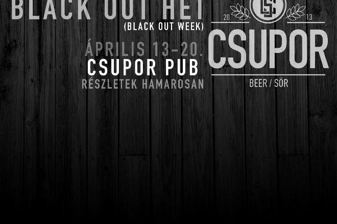 Csupor Pub, Budapest, Hungary