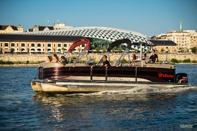 Dry Martini Private Boat Tours, Budapest, Hungary